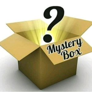 Mystery Box lot of Stationary crafting scrapbook